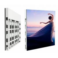 P6 SMD Outdoor Advertising LED Display For Street Advertising OEM Cabinet Size Manufactures