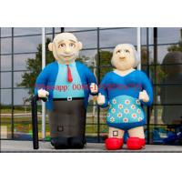 inflatable abraham and sarah , Inflatable Old man, Inflatable Old Woman Manufactures