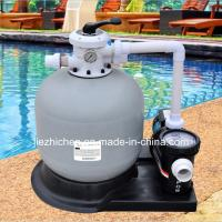 China Integrative Swimming Pool Filter System with Water Pump and Sand Filter on sale