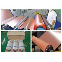 RoHS 18um Copper Foil Pcb , Low Profile CCL Electrodeposited Copper Foil Manufactures