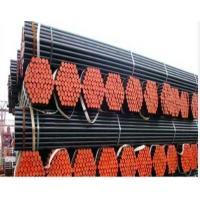 China Black Painted Carbon Steel Oiled Heat Exchanger Tubes / Pressure Boiler Tube on sale