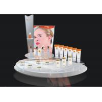 Store Transparent Advertising Display Stand For Cosmetics Display Manufactures