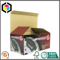 Strong Quality Corrugated Packaging Box for Brake Disc; Color Cardboard Box Manufactures