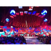 Light Weight Hire Stage LED Display Full Color 3.91mm Pixel Pitch For TV Show Manufactures