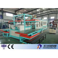Automatic Plastic Thermoforming Machine For Food Box / Container 140KW Manufactures