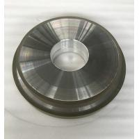 Abrasive Grit Resin Bonded Diamond Grinding Wheels Flat CBN Hole 127mm Width 10mm Manufactures