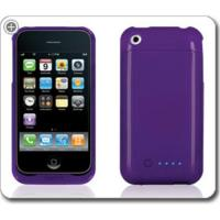 Mophie Juice Pack Air Case and Rechargeable Battery for iPhone 3G, 3G S(purple) Manufactures