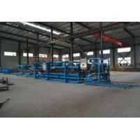 Waterproof Sandwich Panel Roll Forming Machine Suitable For Color Coating Coil Manufactures