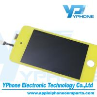 Yellow 960×640 Pixel 3.5 Inches Cell Phone LCD Screen Replaceme For iPod Touch 4 Gen Manufactures
