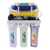 Buy cheap 50GPD 8 Stage Water Filtration System , RO Drinking Water System 3.2G Water Tank from wholesalers