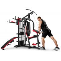 Fitness equipment multi functional home gym-HG480,indoor&gym muscle strength Manufactures