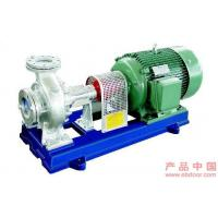 Single-Stage Suction Hot Oil Pumps For Industrial , Cantilever Type Manufactures