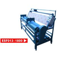Power Tatting Fabric Rolling Machine 1800 Mm Cloth Width ESF013-1800 Manufactures