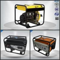 Honda 1250 W Open Portable Gasoline Generator Set Silent With Electric Starter Manufactures