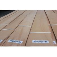 Natural Crown Cut Steamed Beech Sliced Veneer C grade For Furniture Manufactures