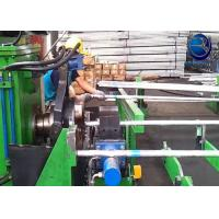 GI Water Pipe Electric Stainless Steel Automatic Pipe Threading Machine Type 114
