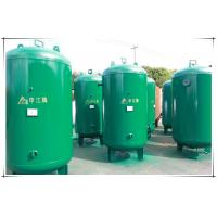 High Finished Air Receiver Tanks For Compressors , Air Compressor Holding Tank Manufactures
