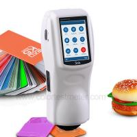 Buy cheap Color Spectrophotometer 3NH NS800 Reflectance rate color management for color from wholesalers