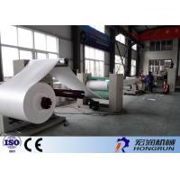 Disposable PS Foam Sheet Extrusion Line High Efficiency 22*4.0*2.8m Manufactures