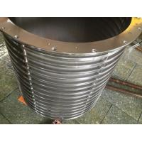 China Hot sale pressure screen basket with high quality  for paper mill on sale