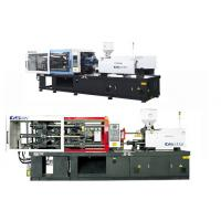 Mini Plastic Variable Pump Injection Molding Machine 100g/S Injection Rate