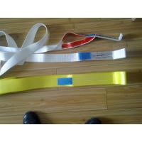 7 To 1 Safety Factor Lifting Slings , 3000kg Webbing Lifting Slings With Blue Label Manufactures