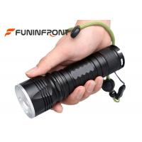 5 Modes Long Exposure Distance Cree T6 Zoom LED Flashlight Using 26650 Battery Manufactures