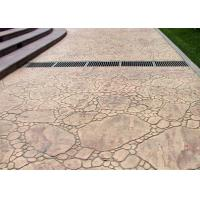 Outdoor Aggregate Coloured Cement Water Based Mortar for Basketball Court Manufactures