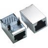 "Female 10 / 100 BASE Net Bridge RJ45 with Transformer Filter gold 6u"" Manufactures"