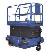 Smart Electrically Motorized Table Scissor Lift Aerial Work Platfrom XE100R Manufactures