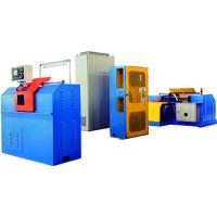 Flux Cored Wires Winding Machine , Wire Coiling Machine Motor Drive Payoff Manufactures