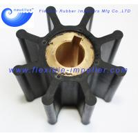 Raw Water Pump Flexible Rubber Impeller Replace Jabsco Impeller 4598-0001 Manufactures