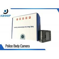 Full HD 1080P Security Guard Body Camera , Safety Vision Body Camera Support Card Manufactures