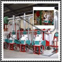 maize flour making machine corn flour grinding machine  with factory peice Manufactures