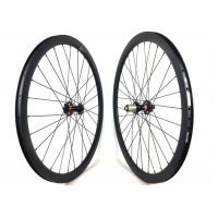 Novatec 791 792 Road Disc Wheel 38MM Bicycle Cycling Carbon Wheels Disc Brake Manufactures