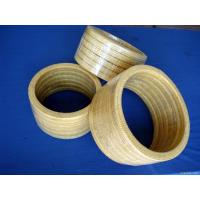 High Resilience Kevlar Gland packing Low Cold Flow Chemical resistance Manufactures
