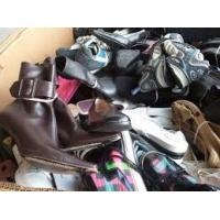 China Mixed Men And Women Used Shoes For Africa In Bale , Large Size Used Shoes Wholesale on sale