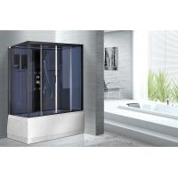 Professional 1700 X 850 Rectangular Shower Cabins , Rectangular Shower Cubicles Manufactures
