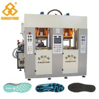 Buy cheap Static Type Double Stations TPR Sole Making Machines Two Injector 70-100 Pairs from wholesalers