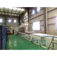 High Precision UV Painting Machine With Roller For Melamine Flat Panel Manufactures