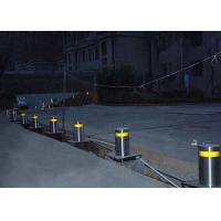 Stainless Steel Hydraulic Bollards, Electric Automatic Rising Posts Manufactures