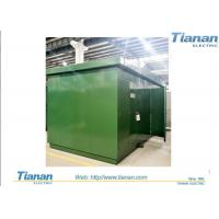 Buy cheap 12KV Compact Combied Transformer Substation Outdoor For Power Transmission/Supply from wholesalers