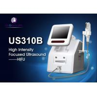 Medical Hifu Beauty Machine For Instant Wrinkle Removal And Face Lifting Body Slimming Manufactures