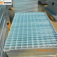 Serrated grating Manufactures