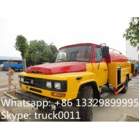 Quality Dongfeng long head high pressure cleaning truck (1000 gallon to 1500 gallon) for sale