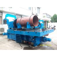 Hydraulic Elbow Beveling Machine Custom Color Touch Screen Wall Thickness SCH80 Manufactures