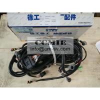 Heavy Machinery Parts XCMG Wheel Loader Parts ZL50GN Harness Rear Frame Manufactures
