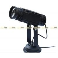Professional Gobo Projector Light With Logo Projection , Rotating Speed Adjustable Manufactures