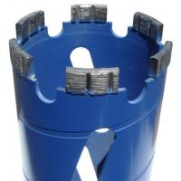 Q Series Surface Set Core Barrel Diamond Core Bit Set With High Wear Resistance Manufactures