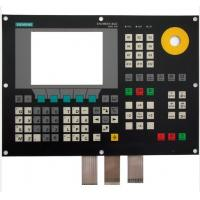 China PC SIEMENS Custom Membrane Keypad With LED Light and Display Window Screen 100MΩ on sale
